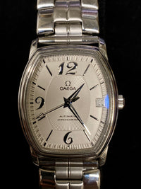 OMEGA Chronometer Complication Automatic Stainless Steel Men's Watch w/ Date Feature - $8K Appraisal Value! ✓