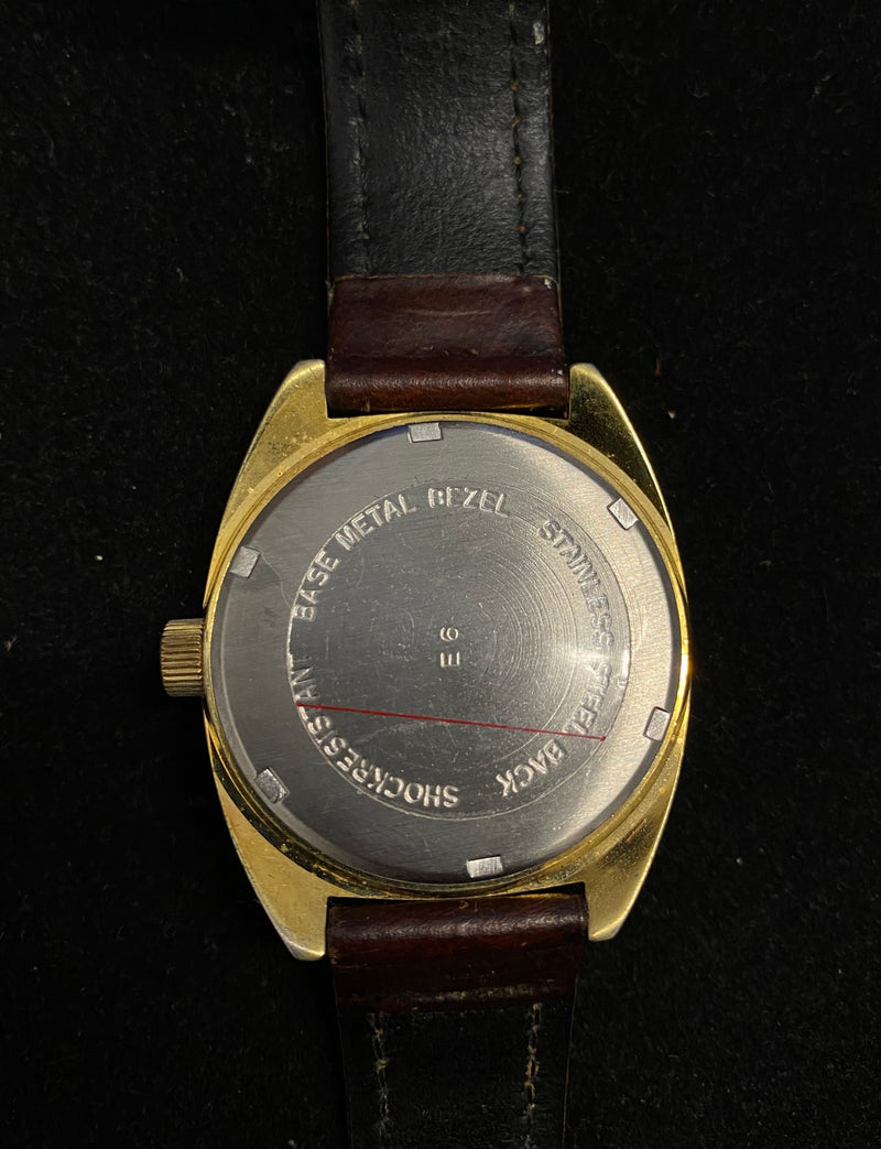 SEARS Vintage 1970s Incredible 7-Jewels Men's Watch - $2K Appraisal Value! ✓