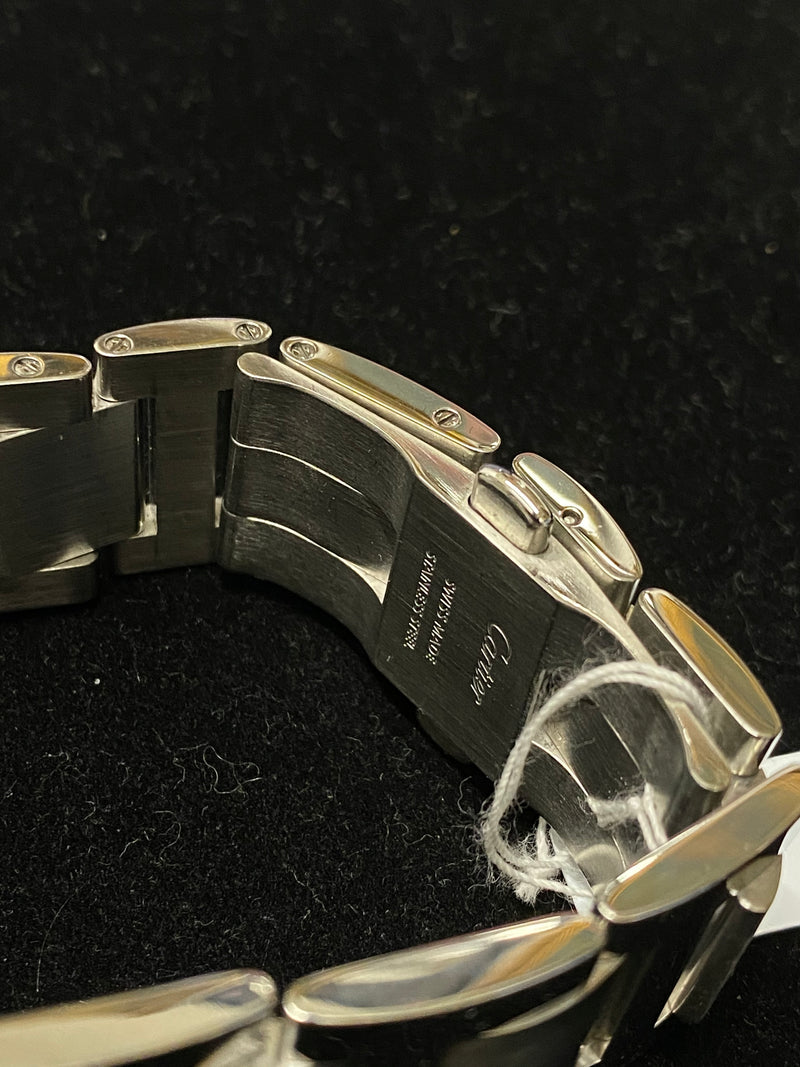CARTIER Ballon Bleu Stainless Steel Jumbo Size Unisex Watch - $10K Appraisal Value! ✓