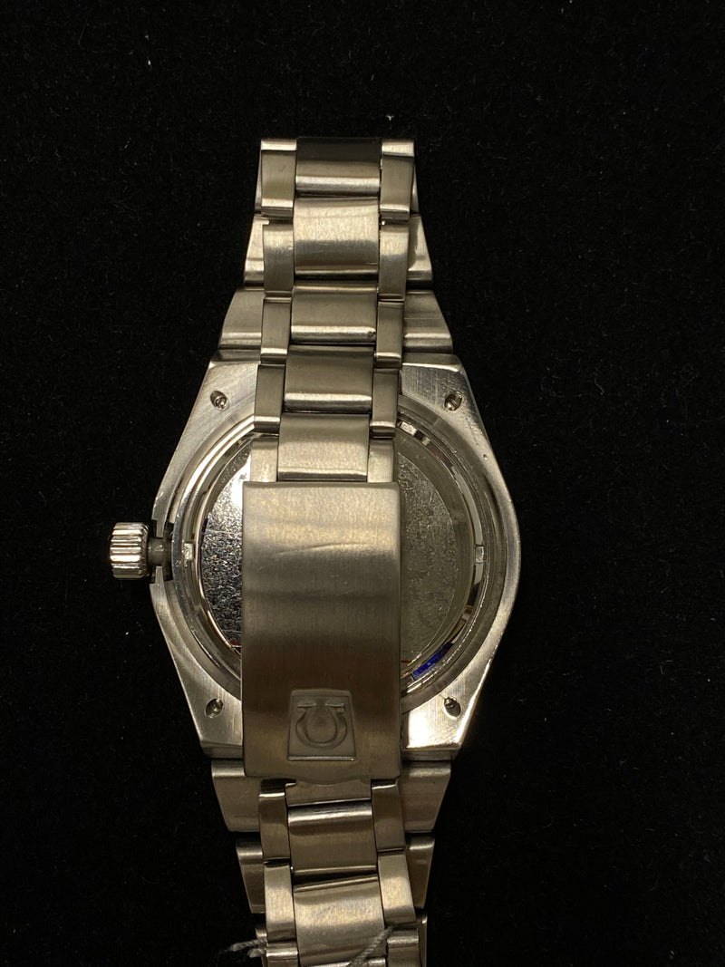OMEGA Seamaster Electronic in SS - Incredibly Rare Large Face Watch $6K APR w/CoA! ✓