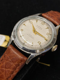 INCABLOC Emka Vintage 1950's Antimagnetic Watch w/ 17 Jewel Movement - $4K Appraisal Value! ✓
