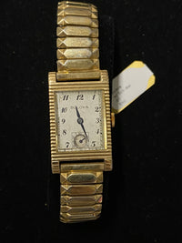 BULOVA Vintage 1950's Gold Tone Men's Watch - $6K Appraisal Value! ✓