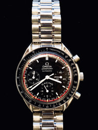 OMEGA Men's Speedmaster Racing Michael Schumacher Lmtd Rare Dial COA $10k Apr!!