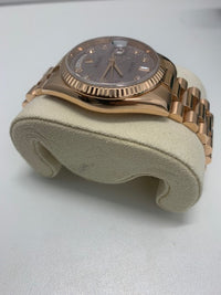 Brand New Rolex Day- Date President's (Unisex) 18k Rose Gold  Watch  $60k Value!