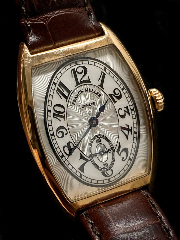 FRANCK MULLER Master of Complications 18K Rose Gold Wristwatch, Ref. #7502 S6