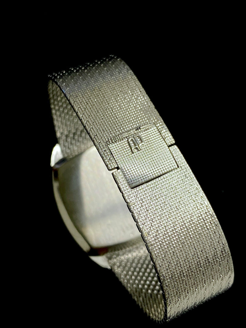 AUDEMARS PIGUET 18K White Gold Ultra Thin Unisex Automatic Wristwatch - $50K Appraisal Value! ✓