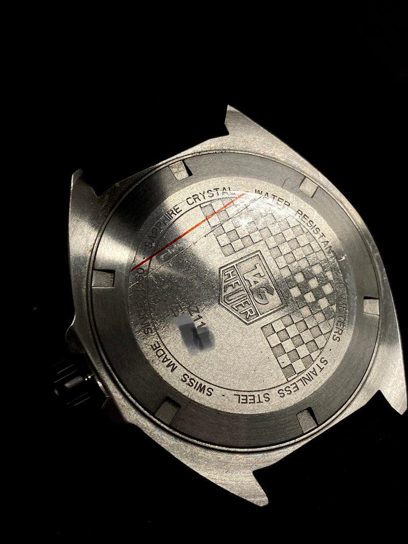 TAG Heuer Formula 1 Superb Men's Stainless Steel Wristwatch - $3k Appraisal Value! ✓
