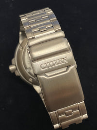 CITIZEN Men's Eco-Drive Professional Diver Ref. #BJ8050-59E - $2K VALUE!