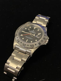 ROLEX Oyster Perpetual Date Explorer II Ref. #16570T in Stainless Steel - $15K Appraisal Value! ✓