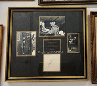 ELVIS PRESLEY Very Rare Never Before Seen Photos, Signed - $10K VALUE