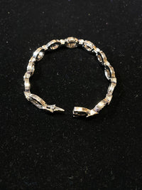 CARTIER Beautiful 18K White Gold Circular Bracelet w/ 65 Diamonds - 2 Cts. - $40K VALUE