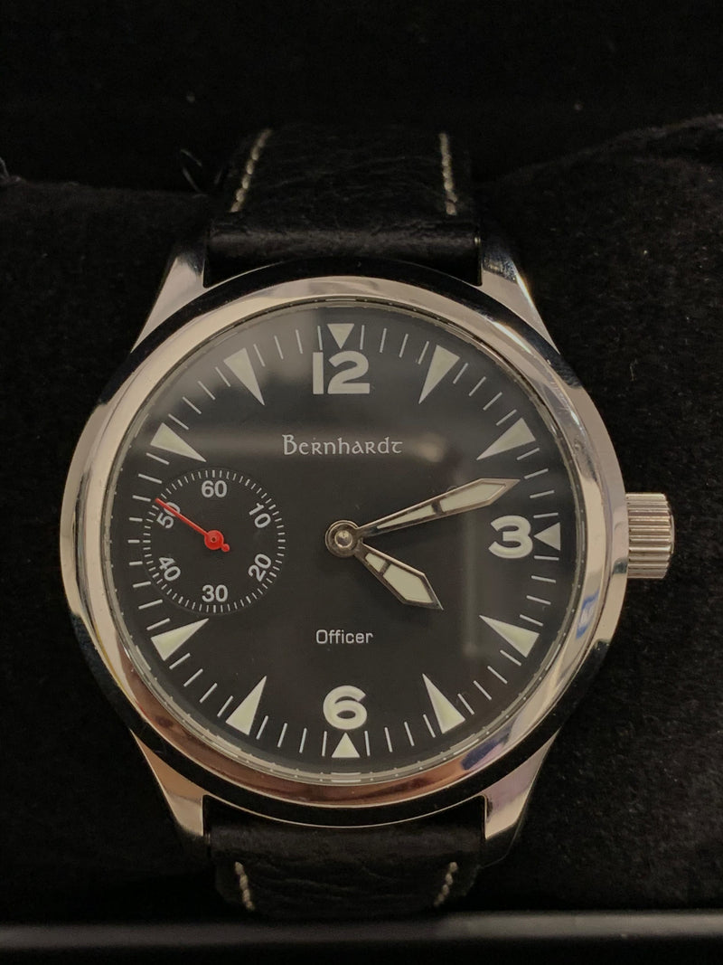 BERNHARDT Officer Stainless Steel Limited Edition of 300 - Extremely Rare - $8K Appraisal Value! ✓
