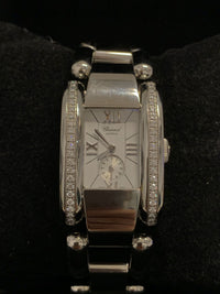 CHOPARD Limited Edition Diamond La Strada Ladies Stainless Steel Watch w/ approx. 46 Diamonds! - $25K APR w/ CoA! ✓