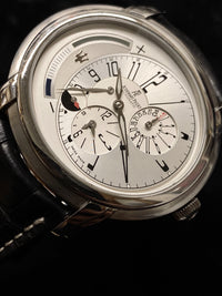 AUDEMARS PIGUET Maserati 90th Anniversary Millenary Dual Time Limited Edition #638/900 - $40K Appraisal Value! ✓