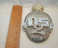 DESHAWN STEVENSON Washington Wizards NBA Custom 34+ Carat Diamond Pendant - UGL CERT - $252K Appraisal Value w/ CoA! ✓