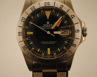 1969 Original Rare Rolex Explorer-II in Stainless Steel - $60K VALUE