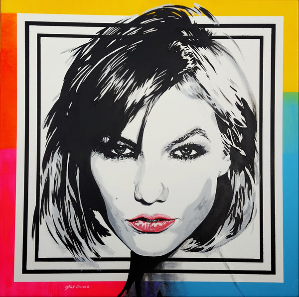 Jack Graves III, 'Karlie Kloss Icon III', Icon Series 2020 - Apr Value: $3.5K*