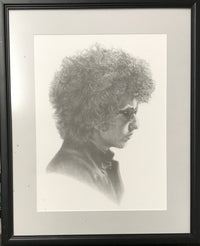 BOB DYLAN Poster by Mike Duran, Lithograph - APR $5K Value!*