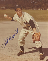 PHIL RIZZUTO New York Yankees Autographed Photo, Baseball Memorabilia - $1K APR Value*