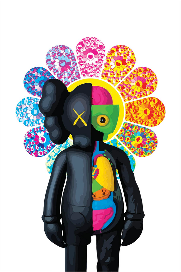 Cedric Sequerra, 'Kaws x Murakami', Exclusives Collection, 50