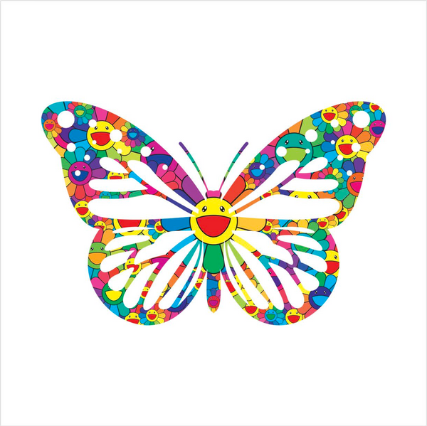 Cedric Sequerra, 'Murakami Butterfly', Collection: Exclusives, 48