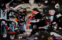 Richard Heinsohn, 'Time Stops For the Poor', Time Frames Series - Mixed Media - $25K Appraisal Value!
