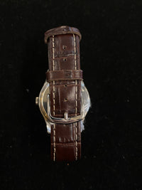 OMEGA Vintage 1950's Large Face Mechanical Watch w/ Silver Oyster Dial - $6K Appraisal Value! ✓