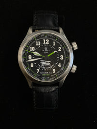 POLJOT Aviator Stainless Steel Limited Ed. #269/999 Automatic Watch - $6K Appraisal Value! ✓