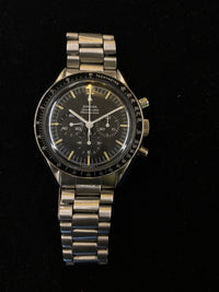 OMEGA Speedmaster Professional Moonwatch 1966 SS 321 Movement - $35K Appraisal Value! ✓