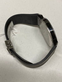 MOVADO Jumbo Bold Sapphire Synergy - Rare Black Ceramic Watch - $2.5K Appraisal Value! ✓