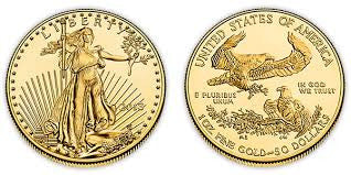 American Eagle 0.5 oz. Gold Coins ✓