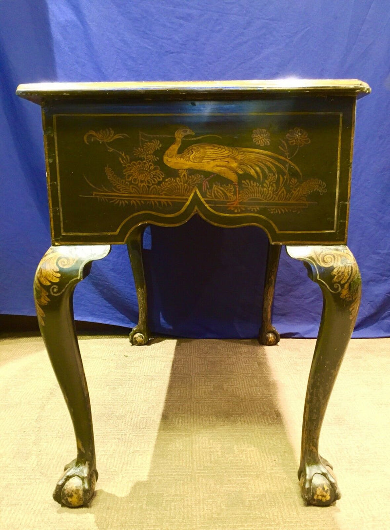 Antique Chinoiserie Wooden Desk Chippendale Style c. 1800s - Apr Value: $80K!*