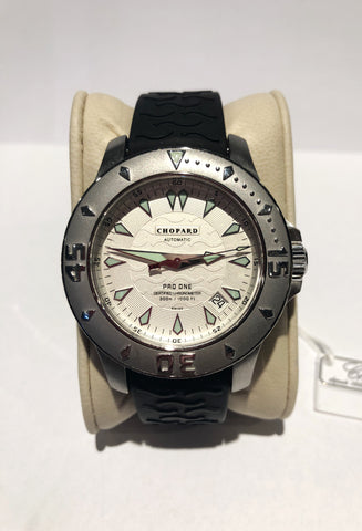 Chopard L.U.C Pro One Diver Men's Watch,w/Box, Guarantee, Value$15k
