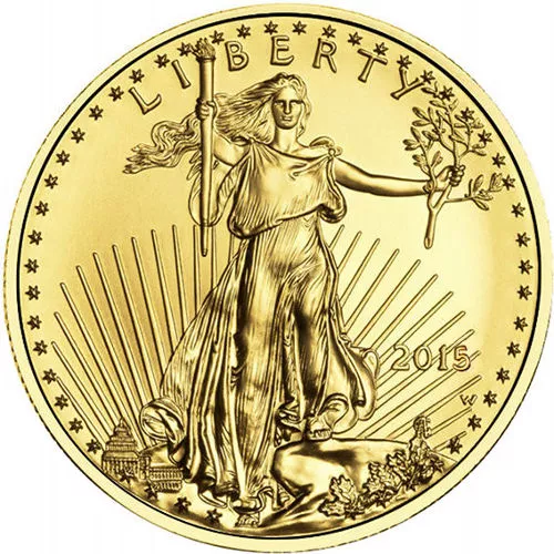 1/10 oz American Gold Eagle (Random Year, BU)