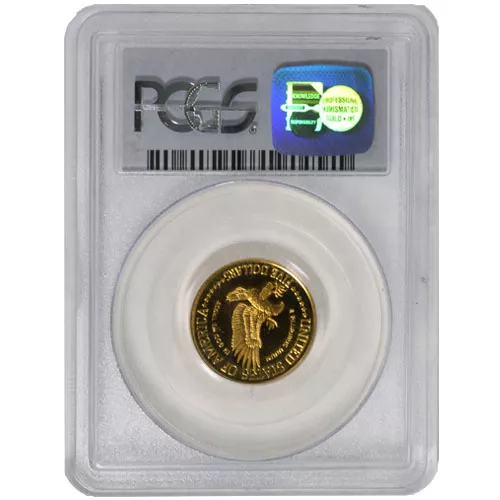 $5 US Mint Commemorative Gold Coin PR69 (Random Year, NGC or PCGS)
