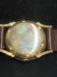 HAMILTON Vintage 1940s Automatic Gold-tone Watch w/ Sweep Seconds Hand - $6K APR Value w/ CoA!