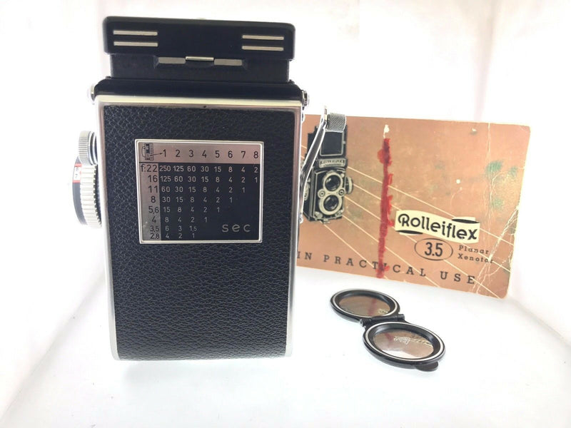 Rolleiflex 3.5 - CAMERA - $2K VALUE