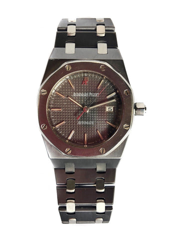 Audemars Piguet Royal Oak #091 Automatic Men's Tantalum Watch,$60K VALUE, w/Cert