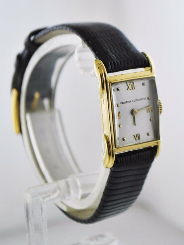 VACHERON CONSTANTIN Vintage 1950's 18K Yellow Gold Ladies Wristwatch - $25K Appraisal Value! ✓