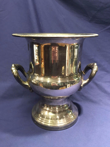 Original Silver Plated Loving Cup Trophy by Leonardo Silverplate - $3K VALUE