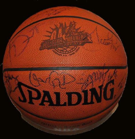 1996 NBA All Star Basketball with 30+ Autographs Including Michael Jordan - $15K VALUE