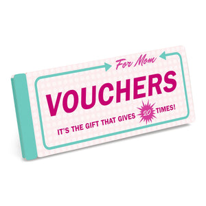 Vouchers for Mom - Knock Knock - Boxfli