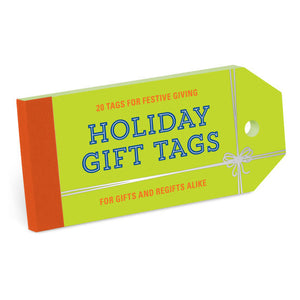 Holiday Gift Tags - Ribbon -