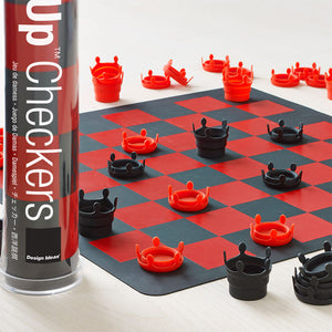 Pop-Up Checkers