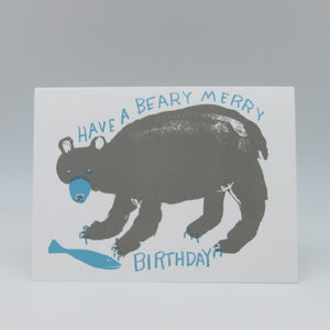 Beary Merry Birthday