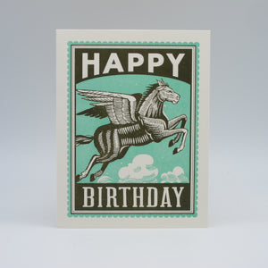 Birthday Pegasus