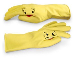 Kitchen Gloves Dish Play - 4