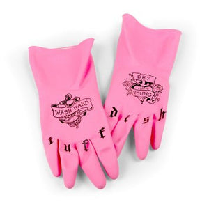 Kitchen Gloves Tuff Dish - 3