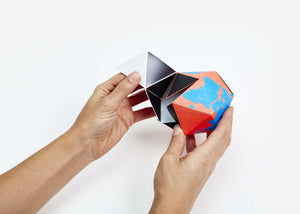 Folding Globe - Areaware - Boxfli