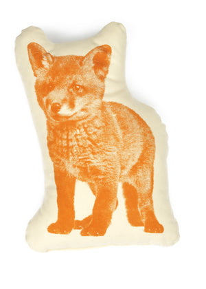 Small Animal Pillow Fox - 1